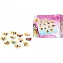 Jogo da Memória Disney Princesa Xalingo - 24 Peças