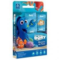 Jogo da Memória Disney Procurando Dory - Memória de Peixe 30 Cartas
