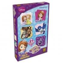 Jogo da Memória - Princesinha Sofia Disney - Grow - 56229e037595f