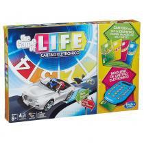 Jogo da Vida Cartão Eletrônico - Hasbro - Outras Marcas