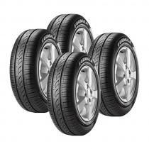 Jogo de 4 Pneus Aro 14 Pirelli Fórmula Energy 175/65R14 82T -