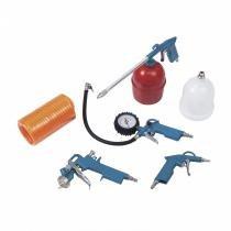 Jogo De Acessorio 5 Peças Para Compressor De Ar Gamma Kit para compressor 12bar Bivolt Bivolt -