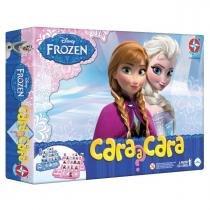 Jogo de Adivinhação Cara a Cara Frozen Disney Estrela - Estrela