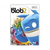 Jogo De Blob 2 - Wii - Thq
