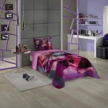 Jogo de cama 2 Peças Monster High 4993001 Lepper - Lepper