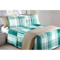 Jogo de cama Casal Color Art  Corttex