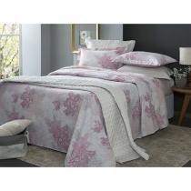 Jogo de Cama/Lençol King Size 200 Fios Percal - Corttex Home Design 11731-4152 4 Peças
