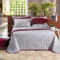 Jogo de cama queen 2,50x2,70m blend elegance piemont - Altenburg