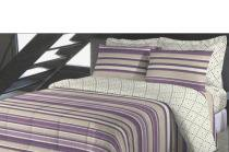 Jogo de cama queen rafa 170 fios - 3 peças - Fassini têxtil