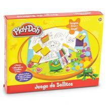Jogo de Carimbos DTC Play-Doh 3937 - DTC