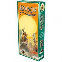 Jogo de Cartas Dixit Origins Expansão DIX004 - Galápagos Jogos - Galápagos Jogos