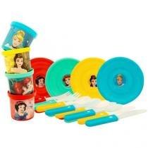 Jogo de Chá Disney Princesas Picnic  - Toyng