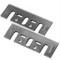 Jogo de faca para plaina 82 mm com 2 peças - KP0800 - Makita