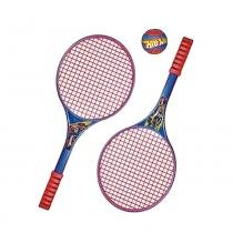 Jogo de Raquete de Tênis Hot Wheels - Lider -