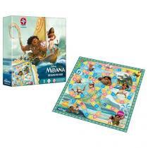 Jogo de Tabuleiro Desafio no Mar Disney Moana - Estrela