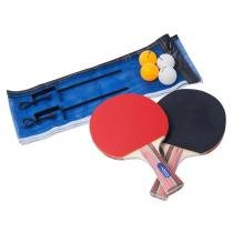 Jogo de tênis de mesa - PING PONG SET - Nautika