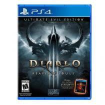 Jogo Diablo 3: Reaper of Souls - PS4 - Sony
