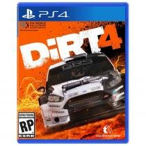 Jogo Dirt 4 - PS4 - Codemasters
