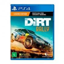 Jogo Dirt Rally Legend Edition Ps4 - Codemasters