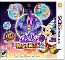 Jogo Disney Magical World 2 - 3DS - Nintendo