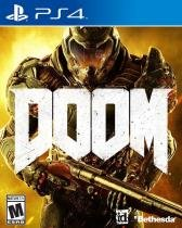 Jogo Doom Ps4 - id Software