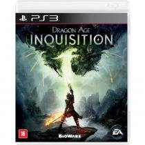Jogo - Dragon Age: Inquisition - PS3 - EA GAMES