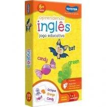 Jogo educativo aprendendo ingles toyster 2054 - Toyster