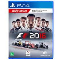 Jogo F1 2016 Limited Edition Ps4 - Codemasters
