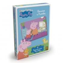 Jogo - Família Peppa Pig - Grow -