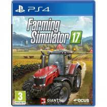 Jogo Farming Simulator 2017 Ps4 - Focus Home Interactive