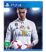Jogo FIFA 18 EA Games - PS4 -