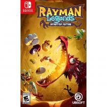 Jogo Game Rayman Legends Definitive Edition Nintendo Switch BJO-364 - Esrb