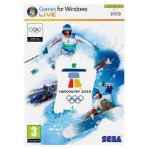 Jogo Game Vancouver Olympic Games - PC BJO-350 - Tech dealer