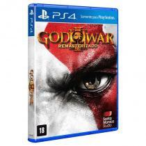 Jogo God Of War 3: Rematerizado - PS4 - SCE Santa Monica