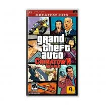 Jogo Grand Theft Auto: Chinatown Wars (GTA) - PSP - Rockstar games