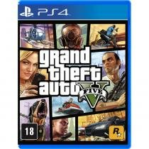 Jogo - grand theft auto v (gta 5) - ps4 Rockstar games