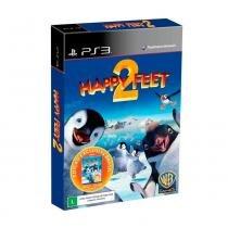 Jogo Happy Feet Two - PS3 - Wb games