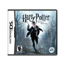 Jogo Harry Potter and the Deathly Hallows: Part 1 - DS - Ea games