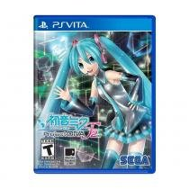 Jogo Hatsune Miku: Project DIVA F 2nd - PS Vita - Sega