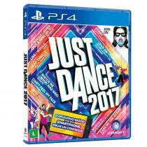 Jogo Just Dance 2017 - PS4 Sony ps4