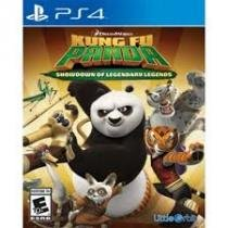 Jogo Kung Fu Panda: Showdown of Legendary Legends Ps4 - Little Orbit