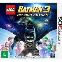 Jogo Lego Batman 3: Beyond Gotham Nintendo 3DS - Nintendo