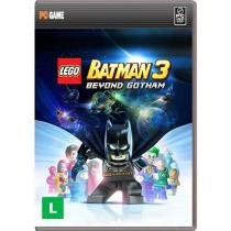 Jogo LEGO Batman 3: Beyond Gotham - PC - Wb games