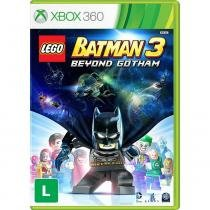 Jogo Lego Batman 3 - Beyond Gotham - X360 - Warner games