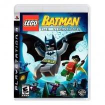 Jogo LEGO Batman: The Videogame - PS3 - Wb games