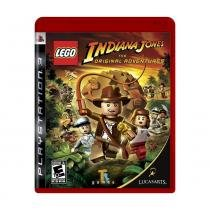 Jogo LEGO Indiana Jones: The Original Adventures - PS3 - Lucasarts