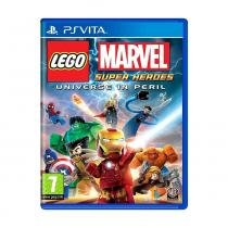 Jogo LEGO Marvel Super Heroes (Universe in Peril) - PS Vita - Wb games