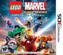 Jogo Lego Marvel Super Heros 3DS - WB Games