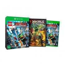 Jogo LEGO Ninjago: O Filme Videogame (Edição Limitada) - Xbox One - Wb games