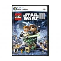 Jogo LEGO Star Wars III: The Clone Wars - PC - Lucasarts